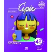Projeto Apis - Geografia - 4º Ano - 4ª Ed