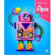 Projeto Ápis - Matemática - 5º Ano - 3ª Ed. 2018