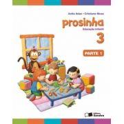 Prosinha - Vol. 3 - Educação Infantil