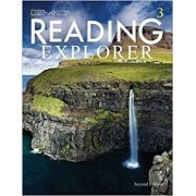 Reading Explorer 3 - 2nd: Student Book (Inglês)
