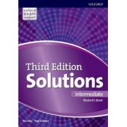 Solutions Intermediate Sb And Online Practice Pack - 3rd Ed