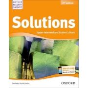 Solutions - Upper-Intermediate - Student Book