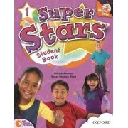 Super Stars 1 - Student´S Book With Multi-Rom - Pack