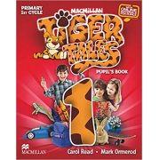 Tiger Tales 1 Pupil´s Book