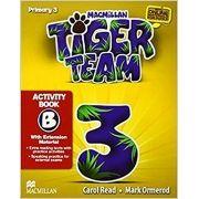 Tiger Team activity book 3
