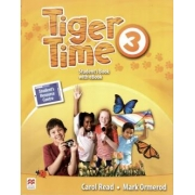 Tiger Time 3 Sb With E-book Pack