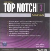 TOP NOTCH 3 ACTIVE TEACH DVD-ROM - 3RD ED