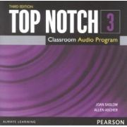TOP NOTCH 3 CLASS CD - 3RD ED