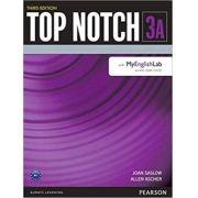 TOP NOTCH 3A SPLIT SB WITH MYENGLISHLAB - 3RD ED