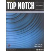 TOP NOTCH FUNDAMENTALS SB - 3RD ED