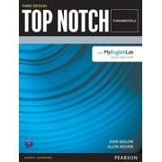 Top Notch Fundamentals Sb With Myenglishlab - 3rd Ed