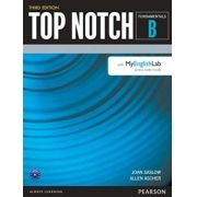 TOP NOTCH FUNDAMENTALS SPLIT B SB WITH MYENGLISHLAB - 3RD ED