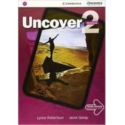 Uncover 2 - Workbook With Online Practice