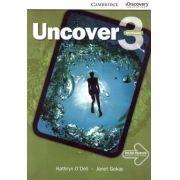 Uncover 3 - Workbook With Online Practice