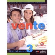Vente 3 Libro Del Alumno - Audio Descargable