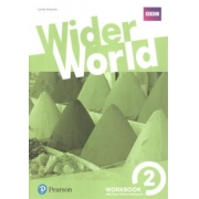 Wider World 2 Wb With Online Homework Pack - 1st Ed