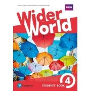 Wider World 4 - Students' Book