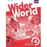 Wider World 4 Workbook