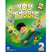 Youtabbie 2 -Student´S Book With Audio CD + E-Book & Digibook