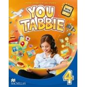 Youtabbie 4 -Student´S Book With Audio CD + E-Book & Digibook