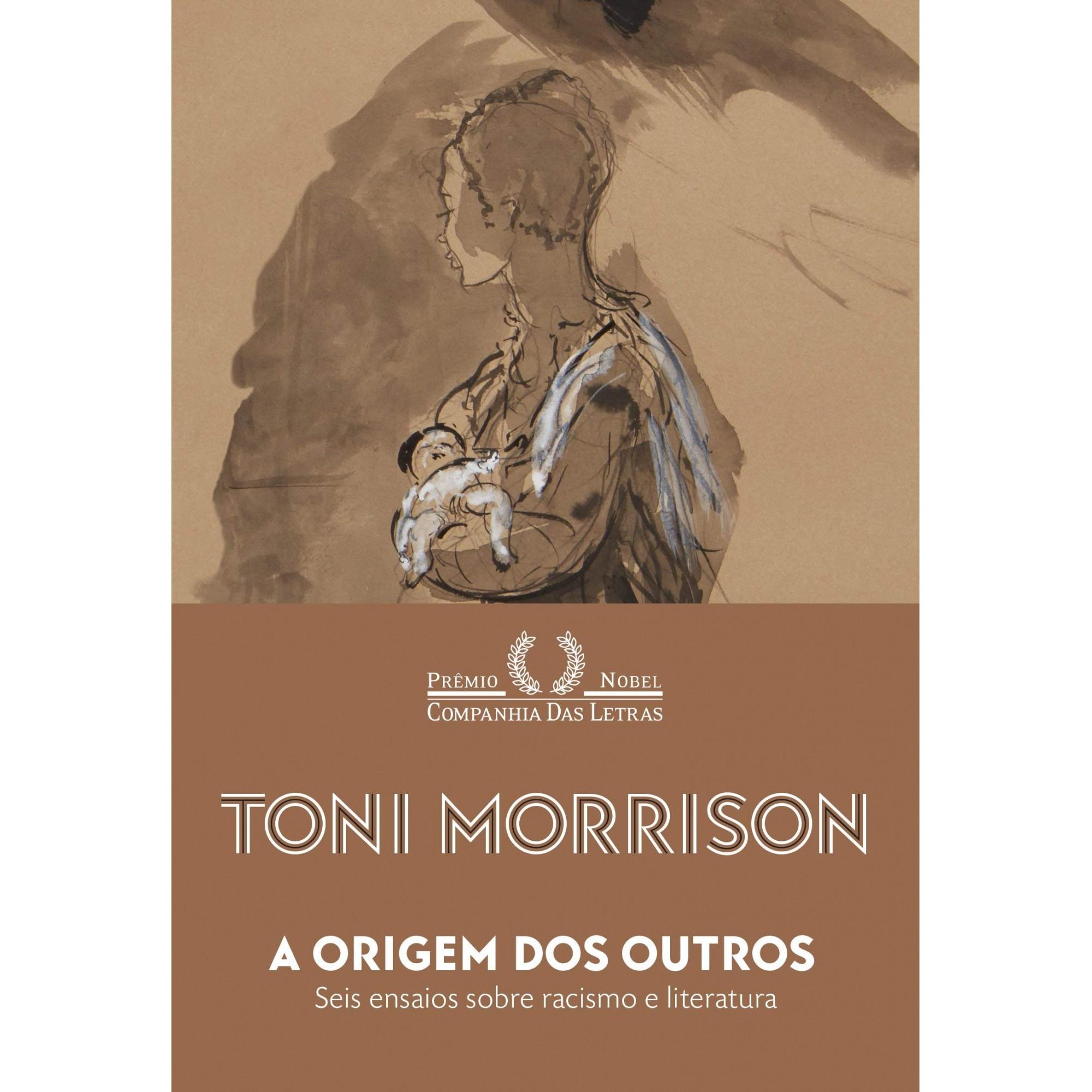 A Origem dos Outros: Seis ensaios sobre racismo e literatura