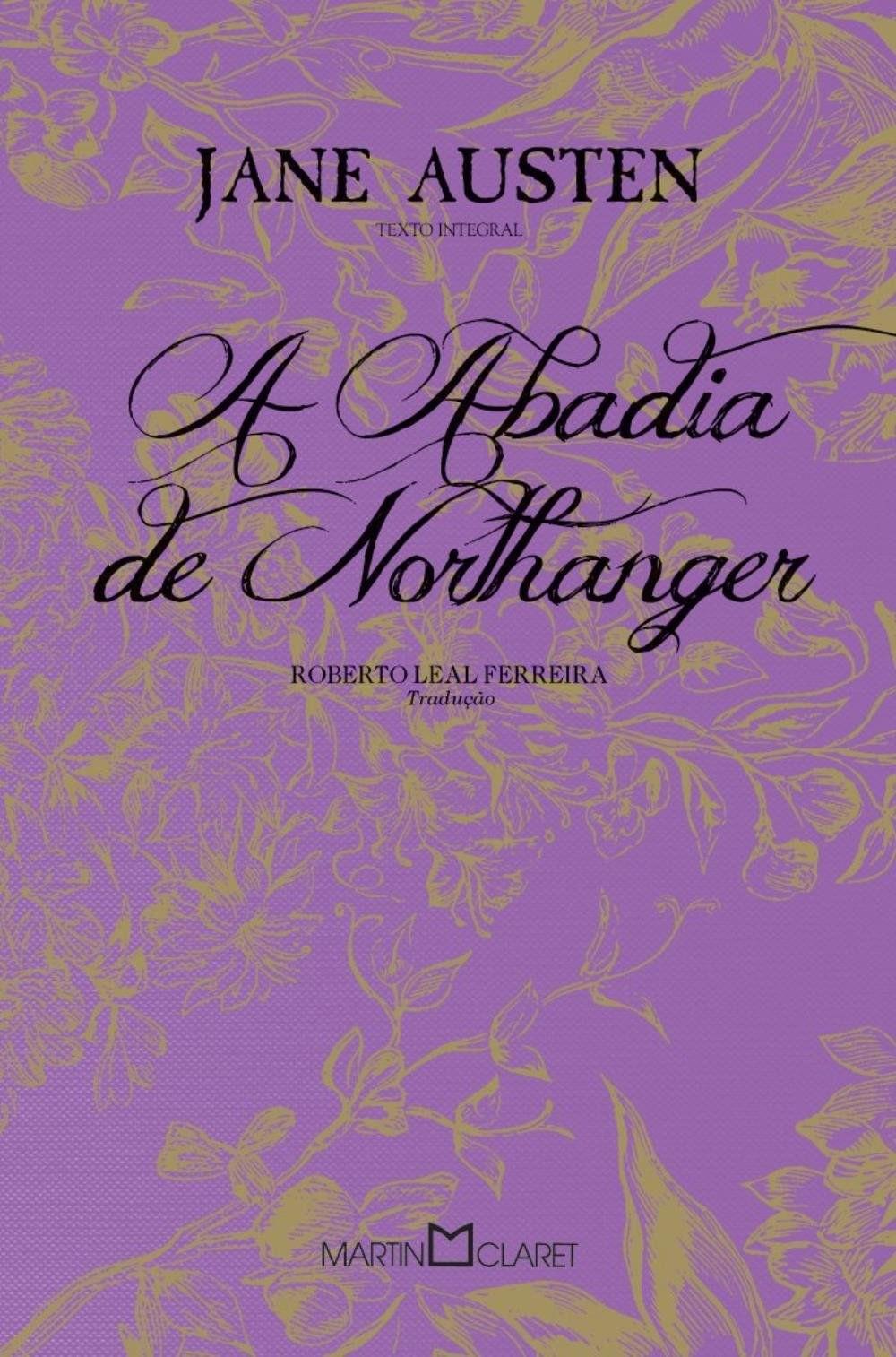 ABADIA DE NORTHANGER CAPA DURA