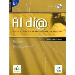 Al Dia Intermedio - Libro Del Alumno + Cd Audio (2)