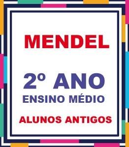 ALUNOS ANTIGOS - LISTA COMPLETA AGOSTINIANO MENDEL 2ºMÉDIO (COM DESCTO)