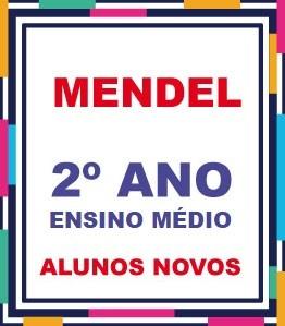 ALUNOS NOVOS - LISTA COMPLETA AGOSTINIANO MENDEL 2ºMÉDIO (COM DESCTO)