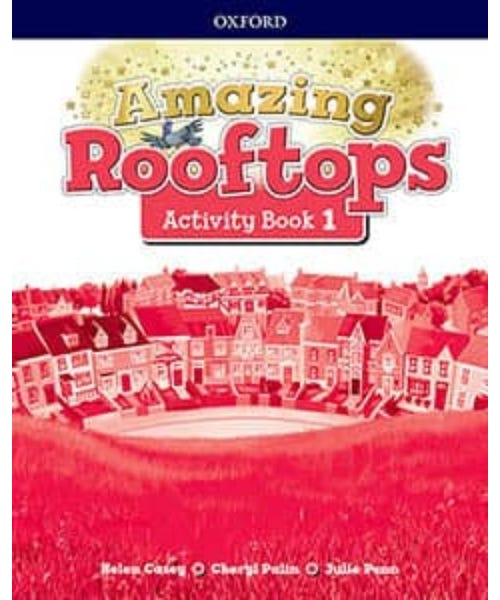 Amazing Rooftops 1 - Activity Book