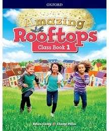 Amazing Rooftops 1 - Class Book With Reader