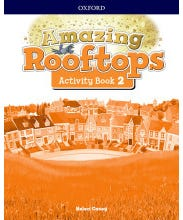 Amazing Rooftops 2 - Activity Book