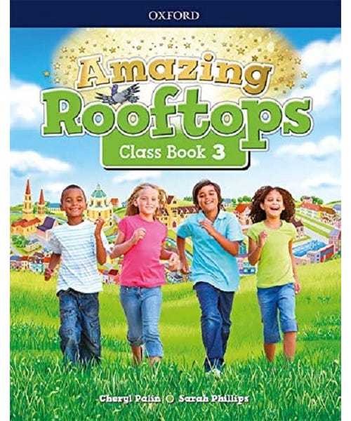 Amazing Rooftops 3 - Class Book