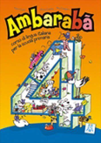 Ambarabà 4 - Libro Per L'Alunno