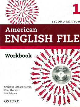 American English File 1 Wb - 2nd Ed.