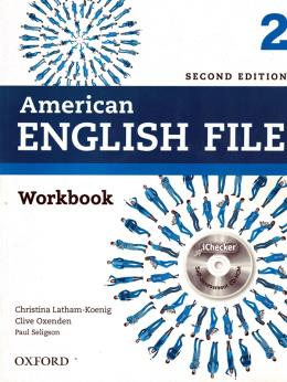 American English File 2 Wb - 2nd Ed.