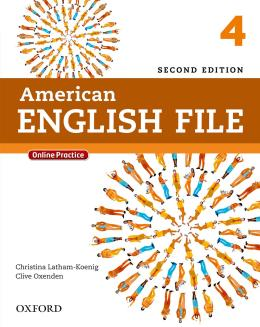 American English File 4 Sb Online Skills - 2nd Ed
