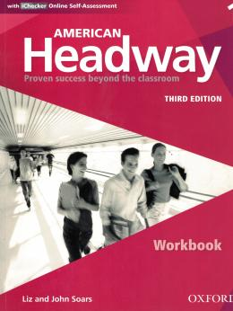 American Headway 1 Wb With Ichecker - 3rd Ed
