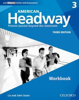 American Headway 3 Wb/ichecker Pack - 3rd Ed