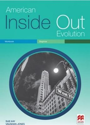 American Inside Out Evolution Beginner - Workbook