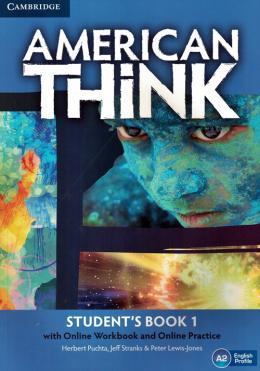 AMERICAN THINK SB 1 WITH ONLINE WORKBOOK
