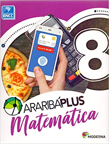 Araribá Plus. Matemática - 8º Ano