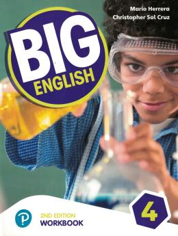 Big English 4 - Workbook - American Edition - 2nd Ed