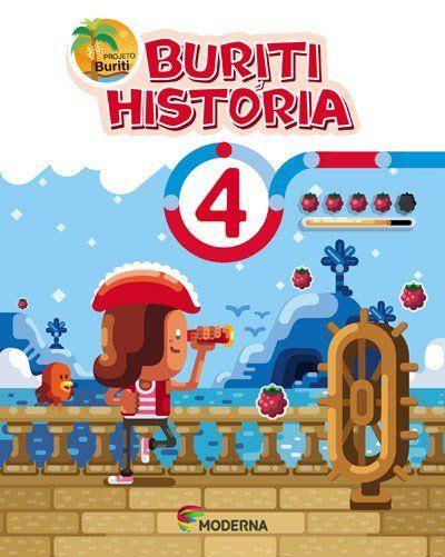 Buriti História 4 º ano