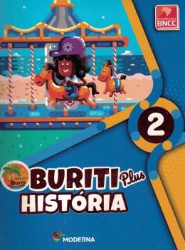Buriti Plus Historia - 2º Ano