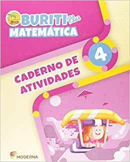 Buriti Plus Mat 4 Caderno