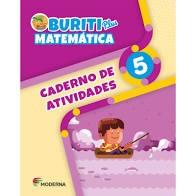 Buriti Plus Mat 5 Caderno (Português) Capa comum