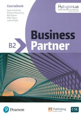 Business partner B2 sb with my english lab