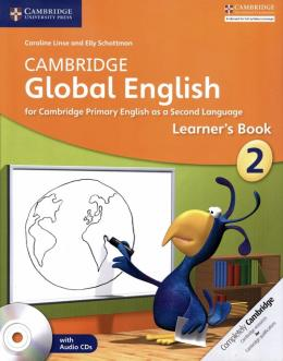Cambridge Global English Stage 2 - Learner´s Book With Audio Cds (2)
