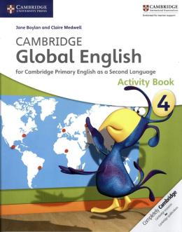Cambridge Global English Stage 4 - Activity Book